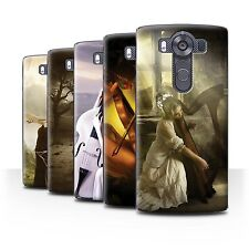 Official Elena Dudina Case for LG V10/H900/H901/VS990 /Solace of Music
