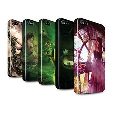 Official Elena Dudina Gloss Snap Case for Apple iPhone 4/4S /One with Nature