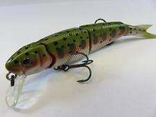 SAVAGE GEAR 4PLAY RAINBOW SMO 3D LOWRIDER SLOW SINK PIKE FISHING LURE 9.5cm 8.5g