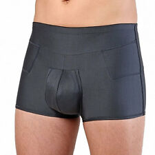 HERNIA SUPPORT/UNDERPANT/BOXER BRIEF FOR INGUINAL RELIEF #516 (MALE)