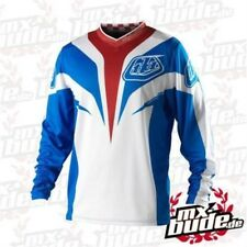 Troy Lee Designs GP MOTOCROSS MTB Jersey - Mirage - Blu