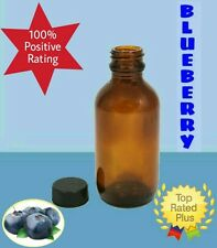 All Natural 10% BLUEBERRY Flavor in USP VG PG E liquid Power Vapor Supply