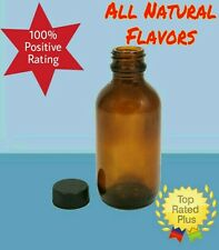 All Natural 10% FLAVORS in 100mL USP VG PG E liquid Power Vapor Supply