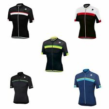 Sportful Pista Lightweight Technical Cycling / Cycle / Biking Mens Jersey