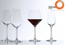 Stölzle Set of 6 Red Wine Glasses White Wine Glasses Champagne Flutes Glass