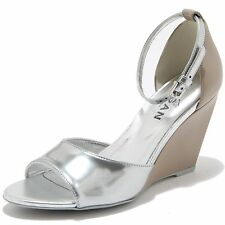 85747 sandalo zeppa HOGAN H 227 scarpa donna shoes
