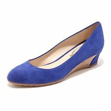 96451 decollete TOD'S ZEPPA GOMMA blu  scarpa donna shoes women
