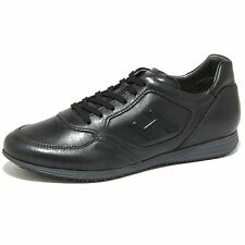 0721O sneaker HOGAN H205 OLYMPIA nero scarpe uomo shoes men