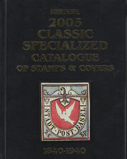 2005 Scott Classic Specialized Catalogue 1840-1940, British Comm to 1952, NEW