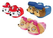 Oficial Patrulla Canina infantil 3d Pantuflas Chase Marshall Skye 5.5-1.5