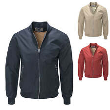 Jack & Jones Giacca da uomo Giubbino Bomber Aviator Jacket Color Mix NUOVO