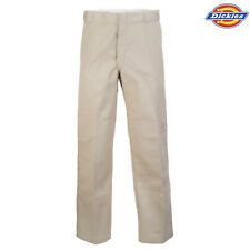 DICKIES Double Genou Pantalon De Travail khaki Biker Rockabilly Skater