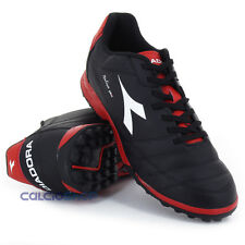 Scarpe calcetto Diadora - Italica Goal R TF Black / White / Red