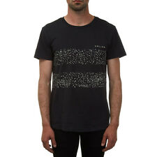 Volcom Herren T-Shirt DIRTY SOUND SS - BLACK