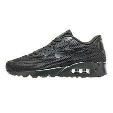 Nike Air Max 90 Ultra BR Breeze Allblack Sneaker Uomo Scarpa Nero 725222-010