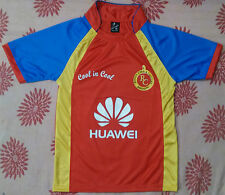 "IPL Royal Challengers Bangalore T-Shirt  ""Check Size Before Buying"""