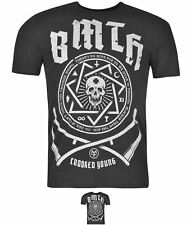 NEW Amplified Clothing Bring Me The Horizon T Shirt Mens Crooked