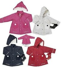 Cappotto Impermeabile Giacca Impermeabile Playshoes Punto A Pois 86-140