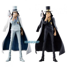 ONE PIECE FIGURE BANPRESTO ROB RUCCHI CREATOR X CREATOR LUCCI OFFICIAL 18cm