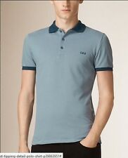 BBerry London Polo Tshirts - Imported - Sky Blue