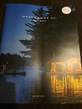 GUIDEBOAT COMPANY CATALOG HOLIDAY 2015 PLY THE WATERS BRAND NEW