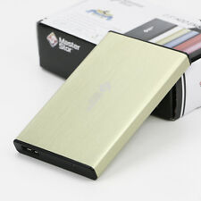 MasterStor One Touch Backup drive USB3.0 2.5-inch External Hard Disk SATA Giallo