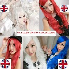 Harajuku Anime Cosplay Wig Curly Heat Resistant Halloween party Wigs 50CM UK
