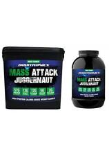 boditronics MASSA Attack JUGGERNAUT 4KG MAGRO Weight Gainer Agitare TUTTO IN