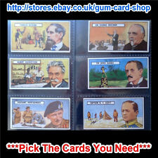 ☆ Lyons Maid Famous People 1966 (VG) ***Pick The Cards You Need***