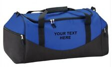 Sports Holdall Team Gym Kit Bag Travel Can Be Personalised