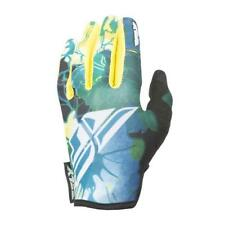 Fly Racing 2017 Donna Motocross / MTB guanti - Kinetic Lady - teal & giallo