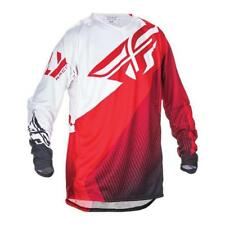 Fly Racing 2017 Hombre Motocross / Mtb Jersey - Evolution 2.0 - Rojo-Negro