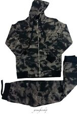 Time is Money camouflage tracksuit, blk premium collection hip hop street urban