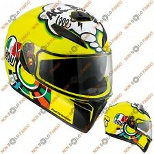 Casco moto Integrale K-3 SV E2205 Top Misano 2011