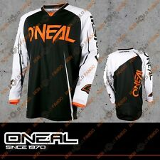 Maglia Off-Road O'neal MAYHEM LITE Jersey BLOCKER black/white/orange