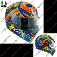 Casco moto Integrale K-3 SV E2205 TOP FIVE CONTINENTS