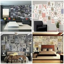 Creative Collage Diseñador 64 Piezas Mural para Pared – New York Vintage Mapa