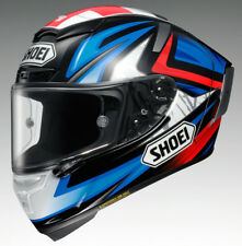 SHOEI X-SPIRIT 3 BRADLEY SMITH Réplica Carreras Casco de Moto + Pinlock