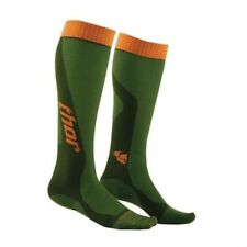 THOR MX / MTB SOCKEN 2016 MX-SOCKS COOL - grün-orange