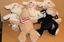 FERRERO KINDER SHEEP LAMB OTHER SOFT TOYS  MULTI LISTING - YOU CHOOSE