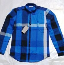 BBerry Brit Checkered Shirt - Royal Blue - Imported