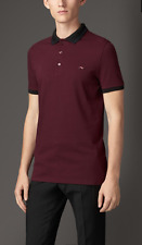 BBerry London Polo Tshirts - Imported - Burgundy