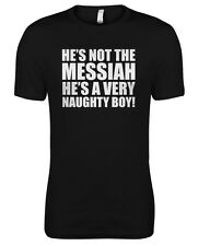Monty Python Life of Brian He's not the Messiah Womens T-shirt