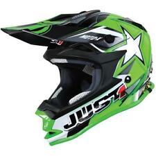 Just1 Casco MX J32 PRO Moto X - verde Motocross Enduro mx Croce