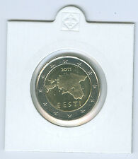 Estonia Currency coin (choice of: 1 Cent - and 2011 bis 2016)