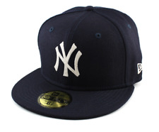 NEW ERA 59FIFTY FITTED CAP. NAVY CHAIN STITCH. NEW YORK YANKEES CAP