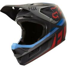 FOX Muelle 2017 casco MTB RPC SECA - schwarz-gris-rojo Motocross Enduro MX Cross