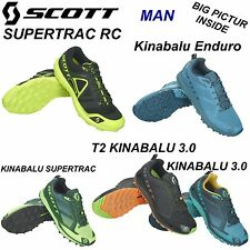 SCOTT T2 KINABALU 3.0 SUPERTRAC ENDURO SUPERTRAC RC Scarpe da Trail Running