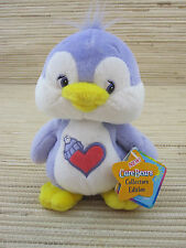 "Care Bears Collectors Edition Series 2 - Care Bears Cousins ""Cozy Heart Penguin"""