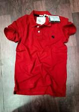 Abercrombiee & Fitch Polo Tshirts - Red